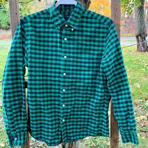 Men's J.Crew Flannel Shirt